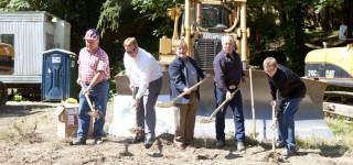 Ground broken on Edmonds Way Apartments