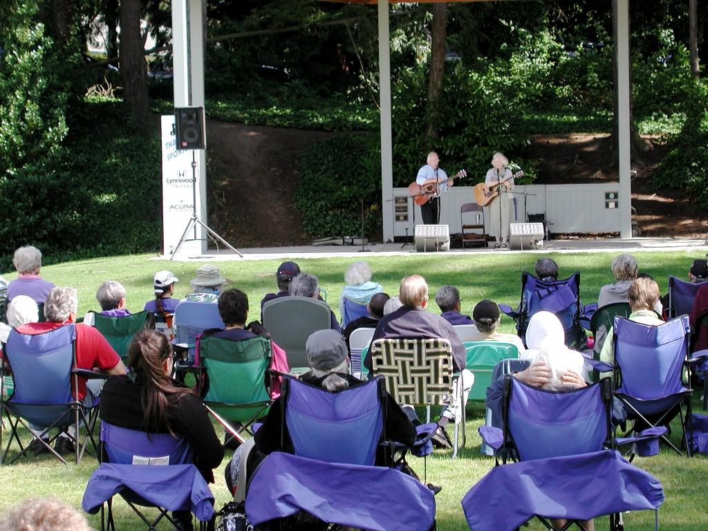 Edmonds City Park Concerts