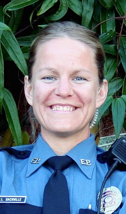 Officer Jodi Sackville