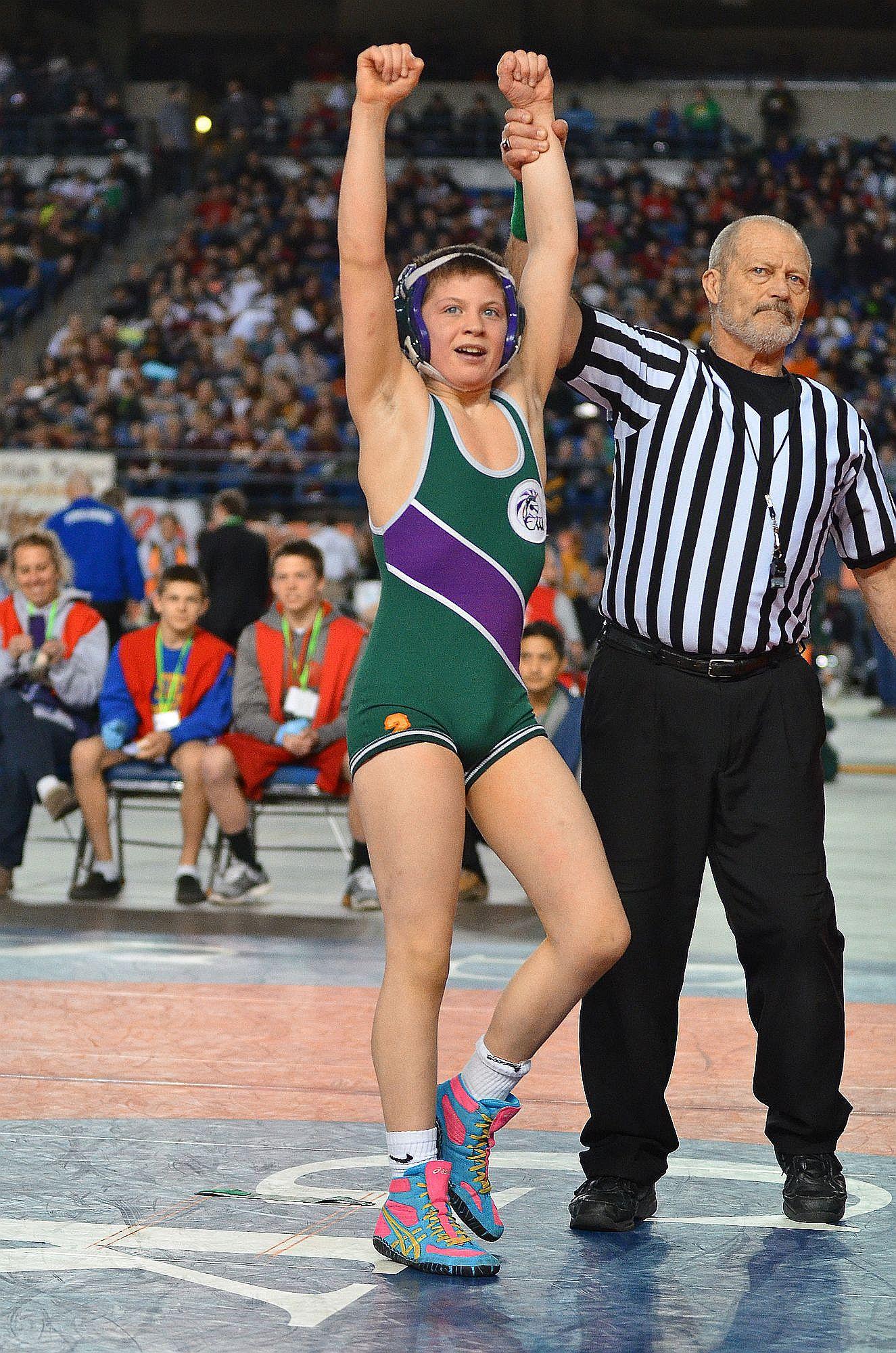 Noah Cuzzetto Wins State Wrestling Title