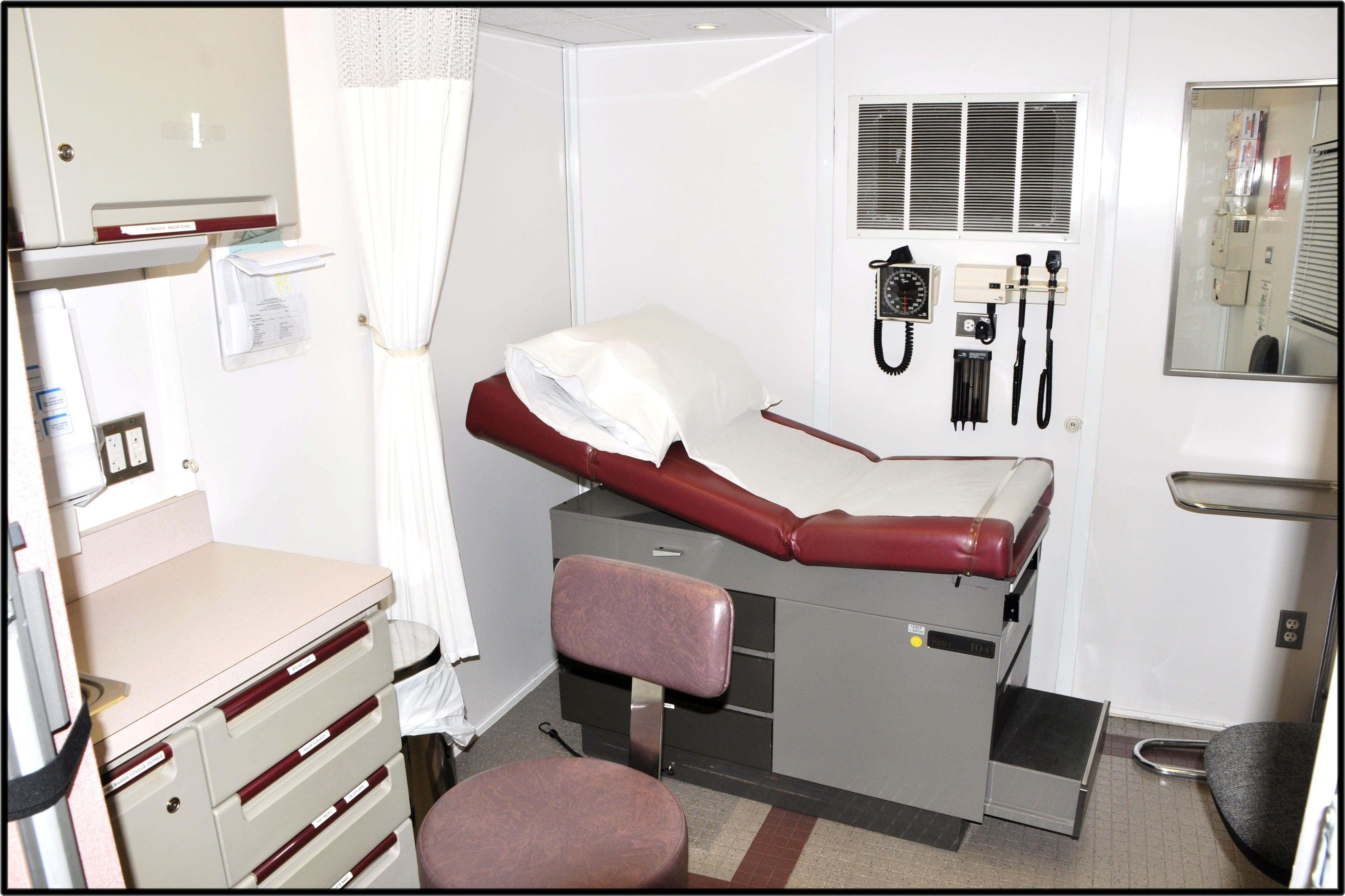 Mobile Medical Clinic E
