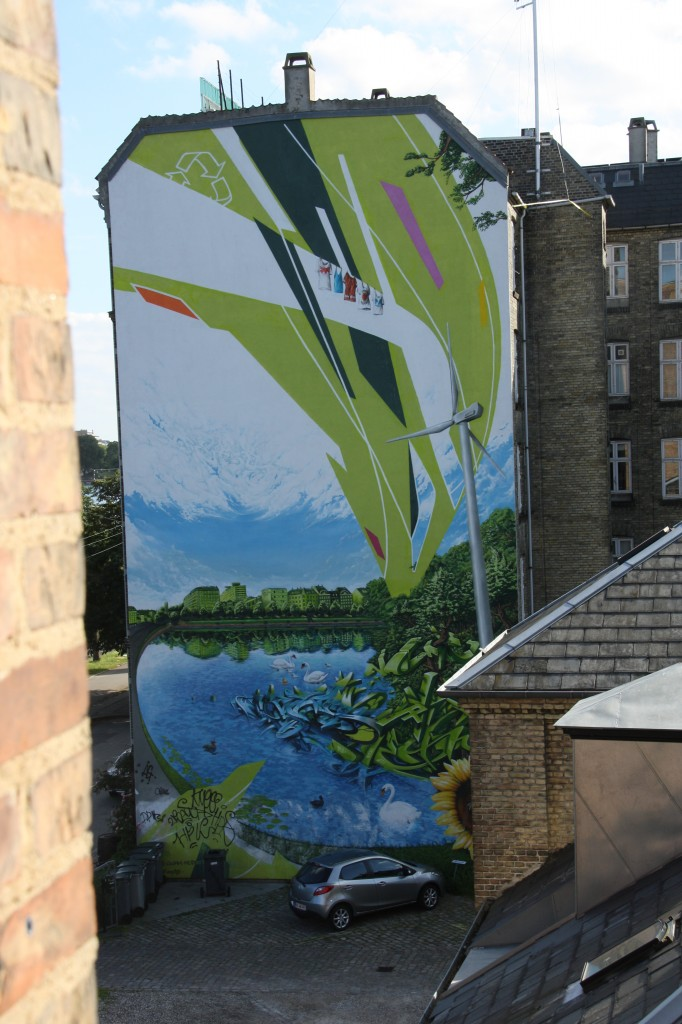 Edmonds resident scenic copenhagen has murals too my for Edmonds mural society