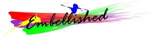 embellished logo