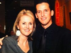 Gala Chair Annika Karr with her husband Brad Karr, M.D.