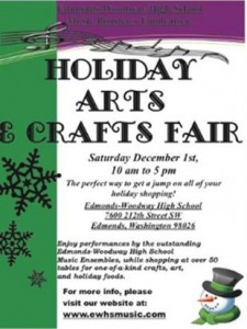 Carmichael Craft Fair