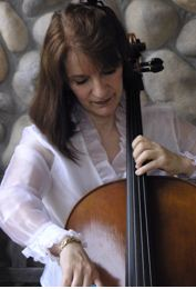 Cello soloist Page Smith; image from Cascade Symphony Orchestra.