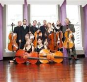 ECA hosts the Portland Cello Project on Saturday.