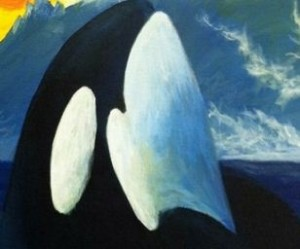 Paint an Orca at Embellished on Saturday.
