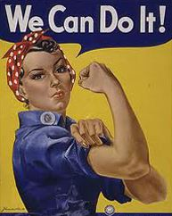 EdCC brings the spirit of Rosie the Riveter to the college on Thurs.