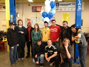 Campbell Nelson Nissan >> Meadowdale's Automative Technology Program gets a lift, thanks to Campbell Nelson - My Edmonds News