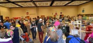 Second annual Celebration of Food Festival at Lynnwood Convention Center May 19
