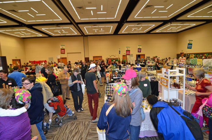 More than 1,500 people attended the Celebration of Food Festival in 2012. (Photo courtesy of Edmonds Community College)