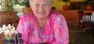 Reminder: Memorial service for JoAnn Stevens-Morton Saturday