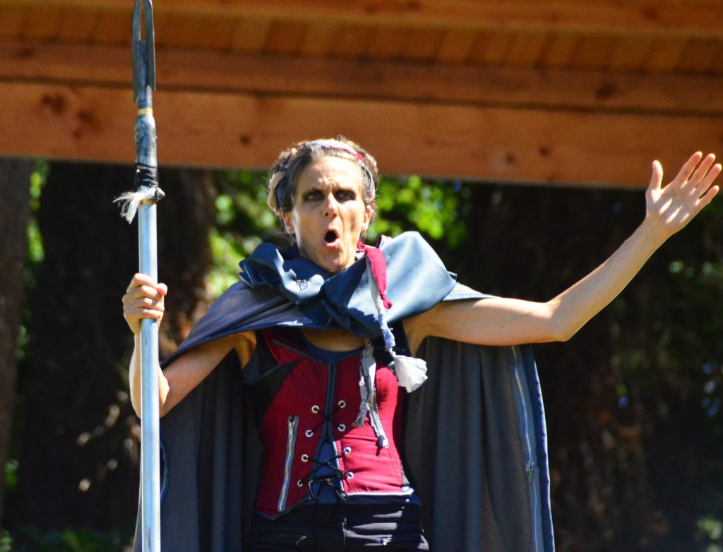 Wooden O Brings Shakespeares Tempest To Edmonds City Park My