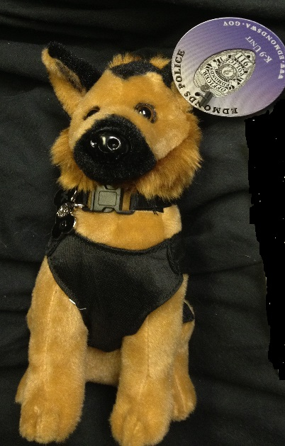 Police Foundation Selling Stuffed Animals As Fundraiser For Future