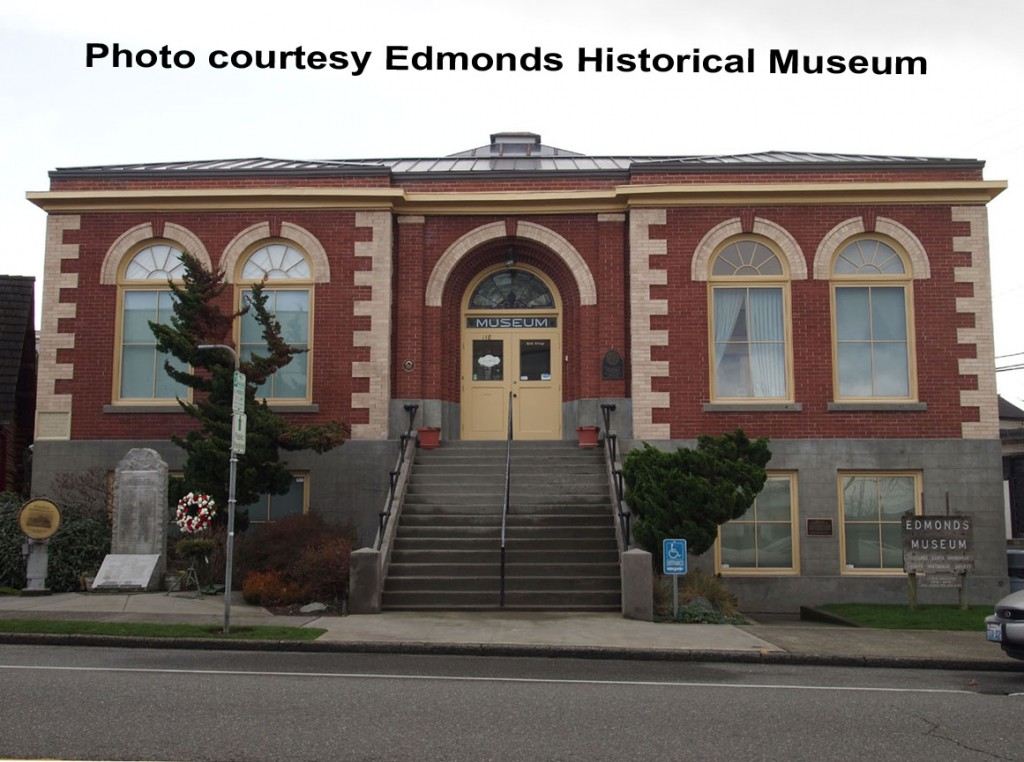 The Edmonds Historical Museum as it stands today.