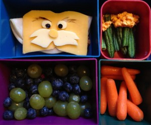 "School lunch ideas from the ""Fun Kid Lunches"" Facebook page, created by two Edmonds moms."
