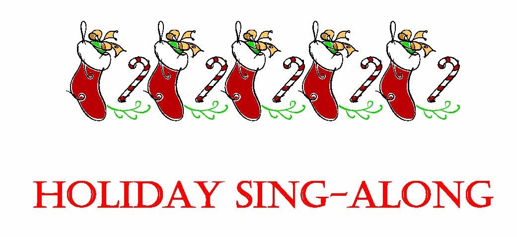 Image result for holiday sing along