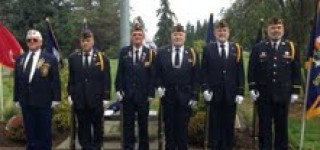 VFW Post to provide military funeral honors for local veterans