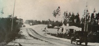 This Month in Edmonds History: North Trunk Road