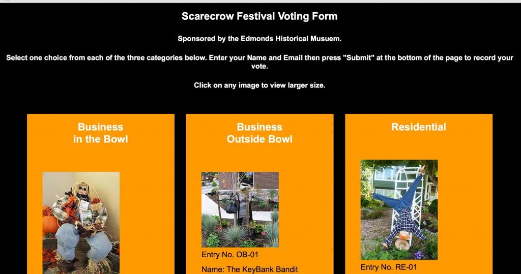 scarecrow window