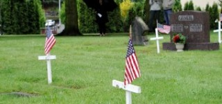 Edmonds Cemetery to offer military funeral honors monthly, starting Nov. 26