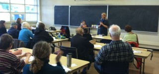 Publishing tips shared at EPIC's workshop on Saturday