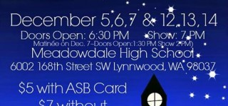 Meadowdale Players to present 'Our Town' Dec. 5-7 and Dec.12-14