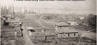 This Month in Edmonds History: Thanksgiving, Circa 1894