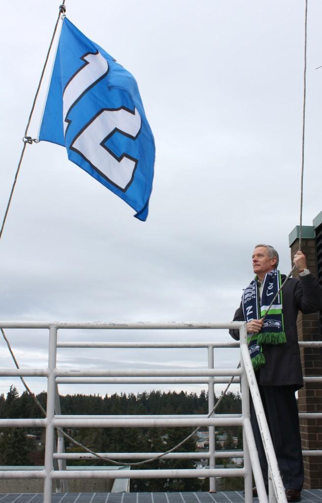 Flag Raising 2