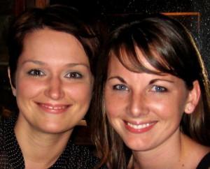 Heather and Jennie