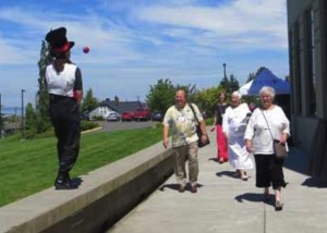 The PROS plan and Community Cultural Plan will include open-space considerations. (Photo courtesy City of Edmonds)