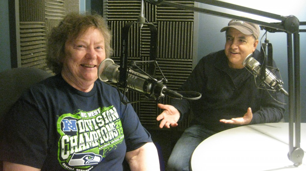 Holy Rosary S Sister Kath Makes The Nfl Calls On Kiro Radio My Edmonds News