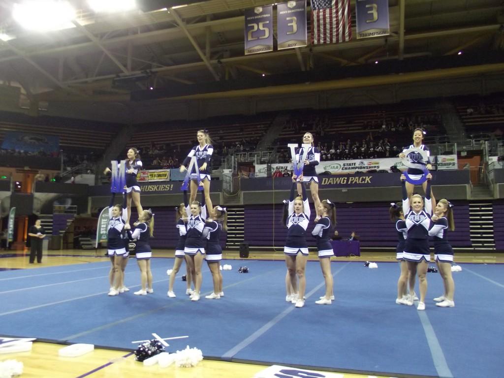 2014 WIAA State Cheerleader Championships, Feb. 1 024