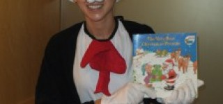 Don't miss the Cat in the Hat Saturday
