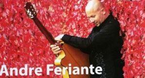 Andre Feriante guitar 414
