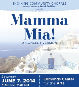 2014 Mamma Mia