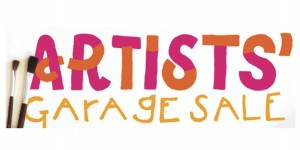 5_ Artist Garage sale jPeg