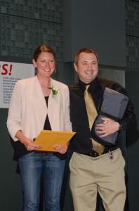Lynnwood softball coach Sara Hall
