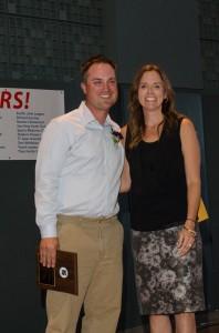 EWHS baseball coach Dan Somoza