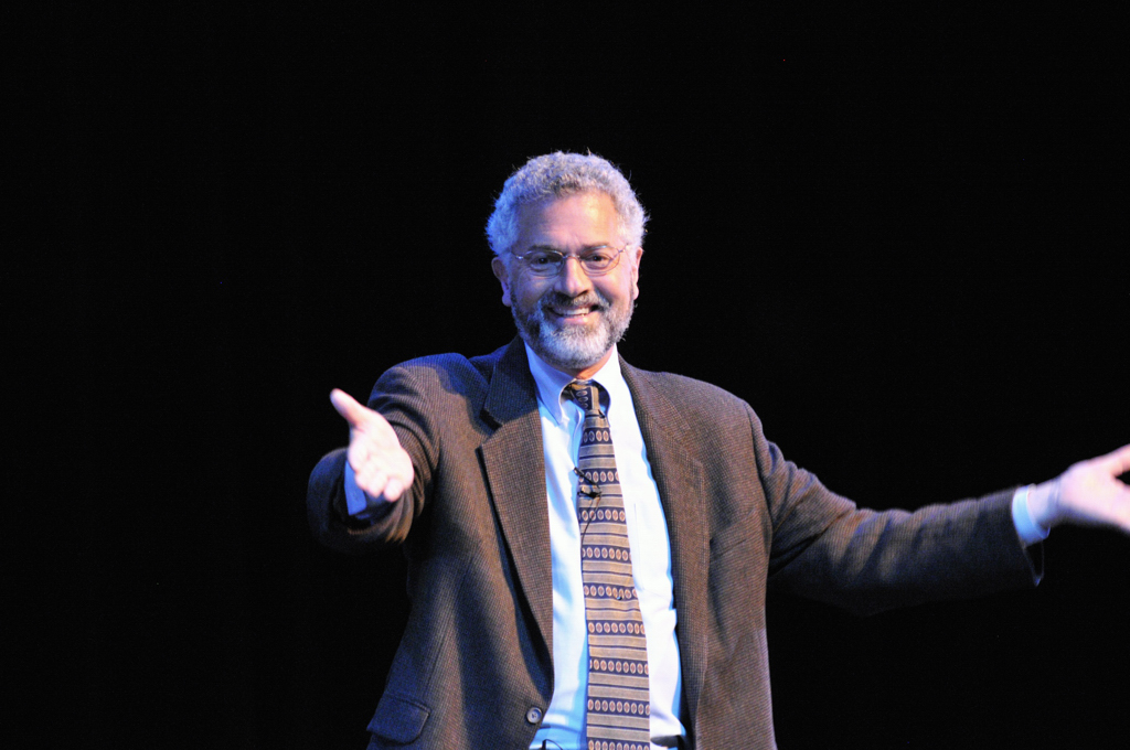 "The biggest challenge facing boys, Michael Gurian says, is the ""misunderstanding of boy energy."""