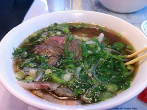 Beef pho (Photos courtesy of Than Brothers website)