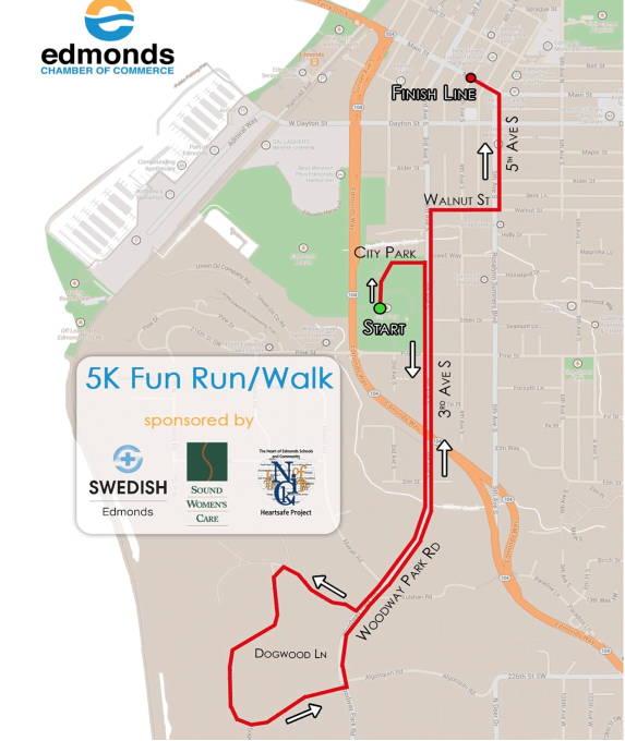 Fun run 4th 2014