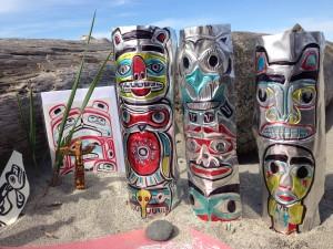 Totem Art of Dori and Isolde
