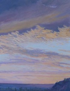 "From the collection of ""Up in the Northwest/ Down on the Baja: Landscapes in Oil"" by Jolyn Wells-Moran, Gallery North."