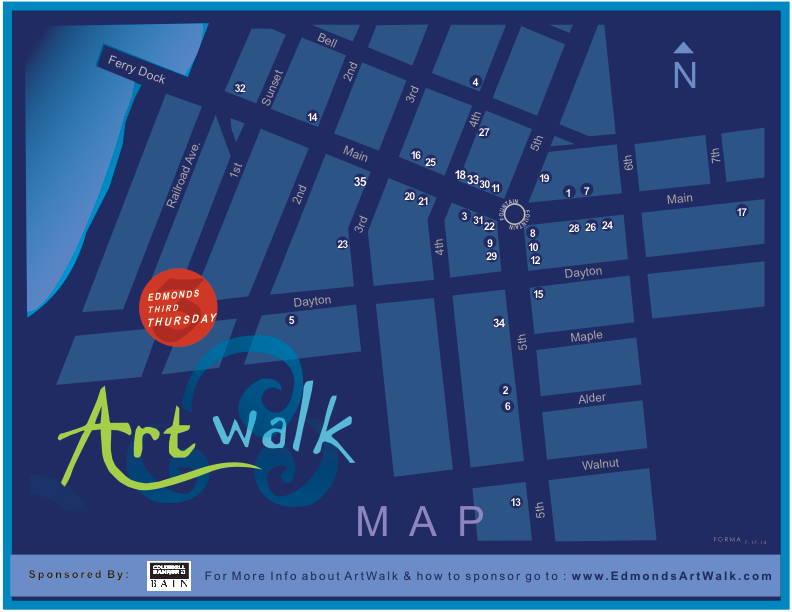 Artwalk Map JULY 17th-1