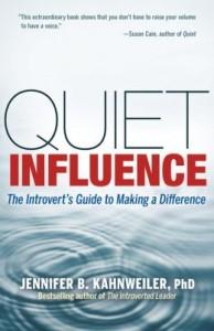 Quiet influence book