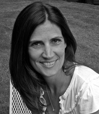 Author Sarah Kishpaugh.