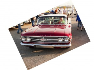 iStock for MEN ~ July 12 ClassicCar