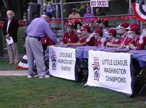 Happy homecoming for Pacific Little League All-Stars - My Edmonds News